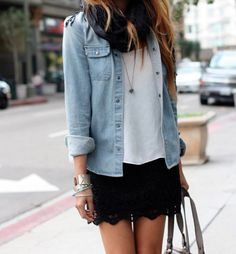 Love this combo, wou