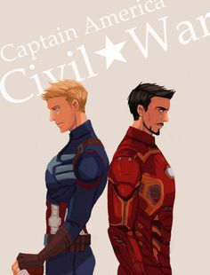 """Captain America: Civil War"" by irilee"