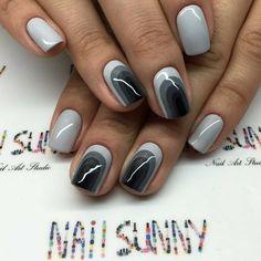 Retro Nails by nail_sunny #retronails #nailart #nails