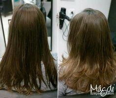 Már kicsit uncsi a hajad? Akár egy kis új szín, vagy egy új szárítás már sokat jelenthet   www.magdiszepsegszalon.hu/fodraszat