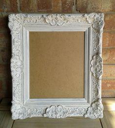 Shabby-chic ornate picture frame - Elsie Rose Homewares