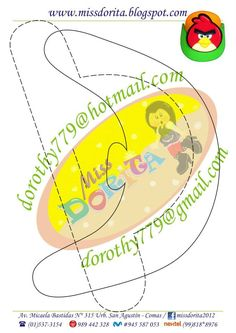 VISERA ANGRY BIRDS GOMA EVA MOLDES 2 Todo en Goma Eva Cumpleaños Angry Birds, Party Hats, Caps Hats, Birthday Cards, Pikachu, Minnie Mouse, Education, School, Crafts