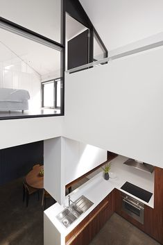North Fitzroy House in Melbourne, 2012|AM Architecture
