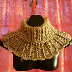 Handmade crochet Neck warmer Pulled over Neck warmer Cincare crochet Ministry custom made Other