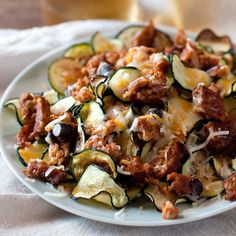 Zucchini Nachos Recipe on Yummly. @yummly #recipe