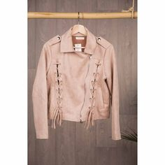 Faux Suede Lace Up Jackets Cold Night, Cloaks, Lace Up, Shirt Dress, Silk, Boho, Shorts, Mens Tops, Jackets