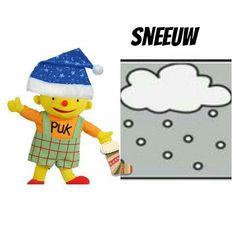 Weerkaart puk sneeuw Eeyore, Dutch, Family Guy, School, Winter, Fictional Characters, Winter Time, Dutch Language, Fantasy Characters