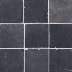 Marmorilaatta Qualitystone Square Gray 100 x 100 mm
