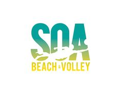 """Check out new work on my @Behance portfolio: """"SOA BEACH & VOLLEY""""…"""
