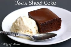 Texas Sheet Cake (grain-free, refined sugar free & can be made nut and dairy-free and still taste amazing)