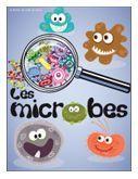 Programmation sur le thème des microbes avec des activités éducatives; jeux, bricolages, coloriages, histoires, comptines, chansons, fiches d'activités imprimables.