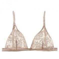Buy ID Sarrieri luxury lingerie - ID Sarrieri Formoza Triangle Bra | Journelle Fine Lingerie