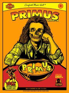 Primus - Toronto Ontario 2013