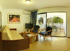 Holiday Apartment in Gouvia Corfu Holiday Apartments, Living Area, Windows, Ramen, Window