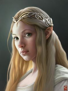 Elven Princess...