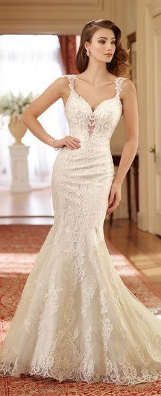 589 best Gorgeous Gowns images on Pinterest in 2018 | Bridal gowns ...