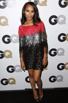 Kerry Washington: Toda una musa
