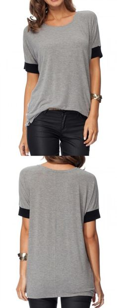 Do you like this top? Perfect for hot city summer. Check it out!