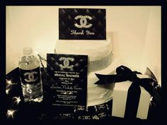 Chanel Bridal Shower