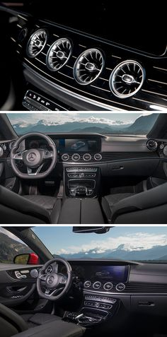 Sporty, luxurious interior. The Mercedes-Benz E-Class Coupé knows how to impress. Photos by Mike Schaffer (www.capitolsunset.com) for #MBPhotoPass via @mercedesbenzusa