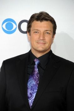 Nathan Fillion at 2013 People's Choice--CASTLE TV SHOW...awesome actor with great talent!!
