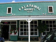 Kalapawai Market, Kailua, Hawaii.. shopped here MANY a time.