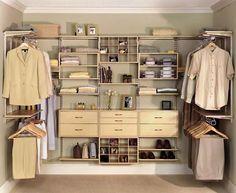 small walk in closet designs | Walk-in Closets Designs: Small Walk In Closets Organizers Designs ...