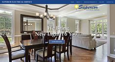 New for long time client. Electrician in Maryland Custom Lighting, Maryland, Design