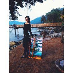 Vancouver's West Coast // Lisa Wolfin