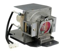 A Series 5J.J4N05.001 Lamp & Housing for BenQ Projectors - 150 Day Warranty