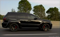 Jeep SRT-8 by Altered Realms, via Flickr