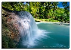 Siquijor's Majestic Waterfall: The Cambugahay Falls