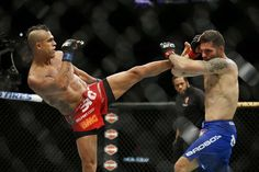 Weidman x Belfort, UFC 187 Foto: Joe Camporeale/USA TODAY Sports / Reuters