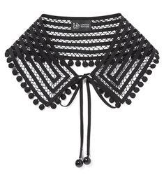 Hobbs lace collar #nattygal #womensfashion
