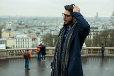 Hi, Buddies, Último look que fotografei em Paris. E é claro que escolhi um lugar especial e que não visitava fazia um bom tempo. La BasiliqueduSacré-Cœur –basílicado Sagrado Coração –