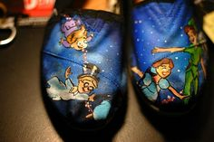 DISNEY TOMS Peter Pan