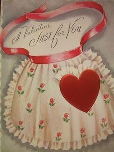 cute vintage valentine