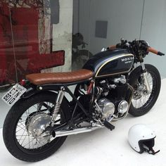 1978 Honda CB400 Hawk Eye Bike 01 Image By Mundy888