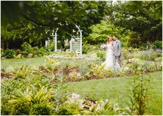 Sarah and Simon's Lewis Ginter Botanical Gardens Wedding!