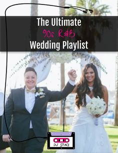 The ultimate 90s rb wedding playlist san diego dj staci need some 90s rb wedding playlist inspiration check out this real wedding playlist from vicky junglespirit Image collections