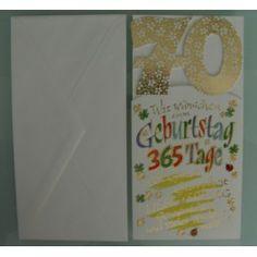 Glückwunschkarte - Geburtstag (70ter) - zimmer-media-office Onlineshop