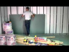 1000 images about basement finish ideas on pinterest drywall basements and insulation. Black Bedroom Furniture Sets. Home Design Ideas