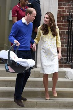 The Royal Baby: See the Best Photos of Kate Middleton and Prince William's Daughter, Princess Charlotte!