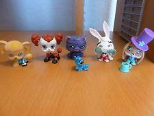 New Littlest Pet Shop Custom Repaint Theme Alice In Wonderland