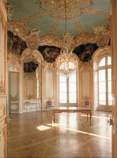 Salon De La Princessa, H?tel De Soubise