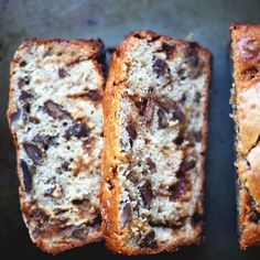 One Banana Bread for Chocolate Lovers, One for Caramel Fanatics on Food52