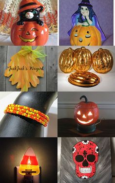 Halloween Fun 2015 by JennieJames on Etsy--Pinned with TreasuryPin.com