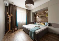 Impresionanta amenajare a unui apartament de 2 camere transformat in 3 camere - imaginea 11