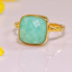 love the colors in this ring  find @ www.wishdesignshop.com