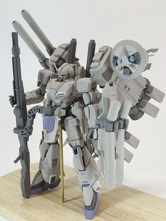 Custom Build: 1/144 Z plus (Ext) - Gundam Kits Collection News and Reviews